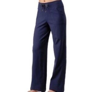 Lululemon blue/ purple still pant size 4